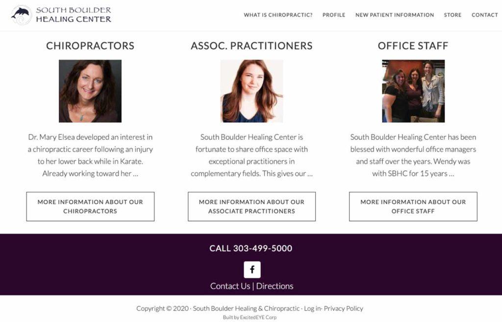 Boulder WordPress web design